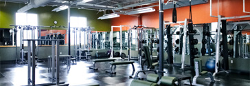 gym facilities and fitness center bozeman, mt